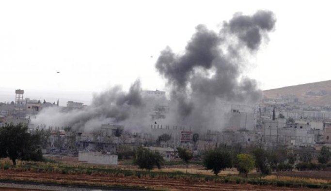 Halep'te yenilen Esad balistik füzeyle saldırdı