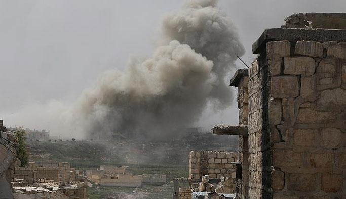 Suriye ordusu taziye çadırını vurdu