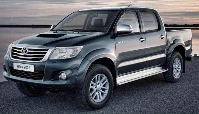 Toyota Hilux Türkiye turuna başladı