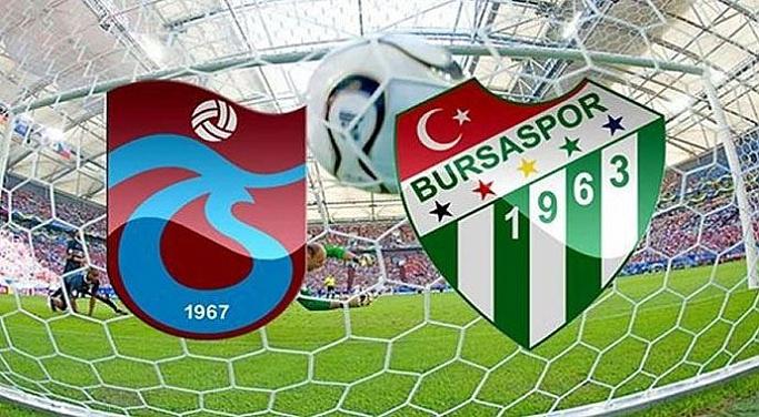 Trabzonspor, İstanbul'da Bursaspor ile karşılaşacak