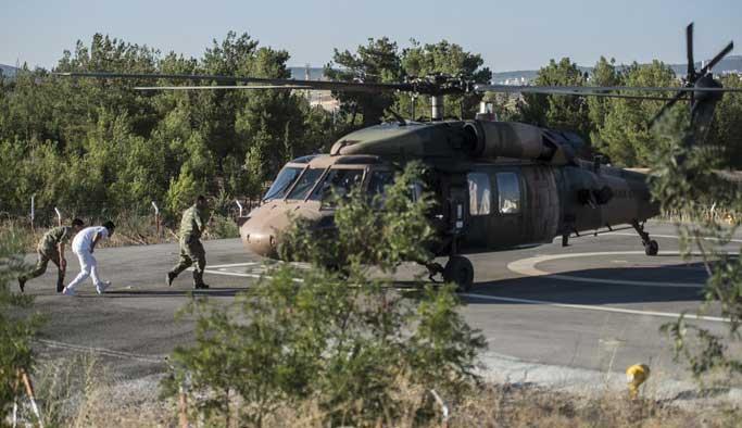 Türk tanklarına saldırı, şehit ve yaralılar var