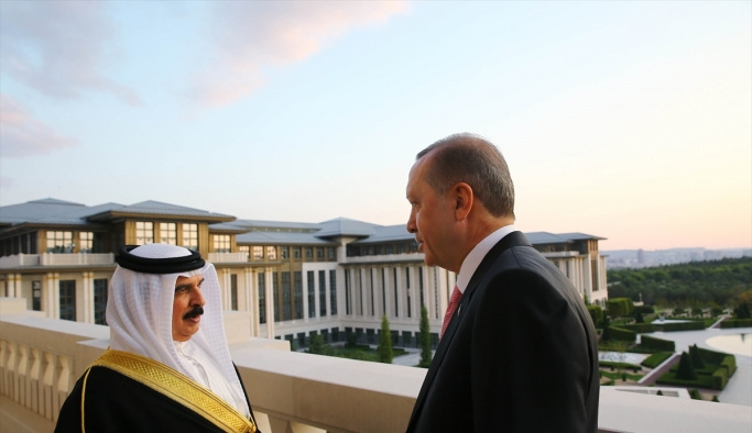 Türkiye ile Bahreyn arasında 5 anlaşma