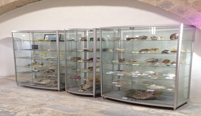 Türkiye'nin ilk 'Jeoloji Müzesi'