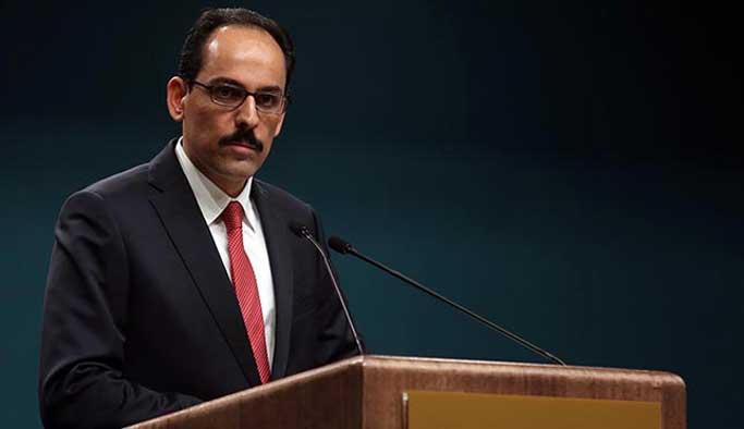 Türkiye'den dünyaya 'güvenli bölge' çağrısı