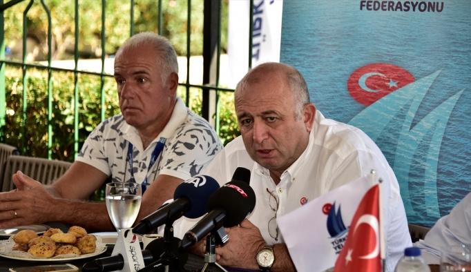 Türkiye Yelken Federasyonu Başkanı Belli açıklama yaptı