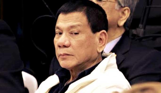 Uyuşturucu satıcılarını öldüren Duterte'den BM'ye tepki