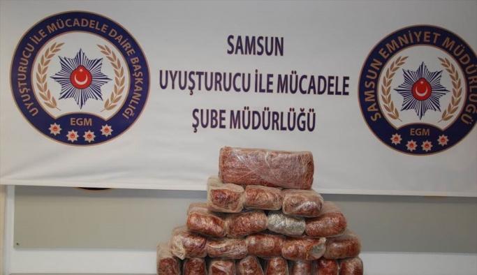 Uyuşturucuyla Mücadele Derneği̇ Başkanı uyuşturucudan gözaltında