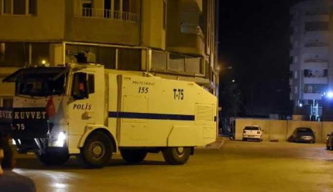Van Emniyet Müdürlüğü binasına terör saldırısı