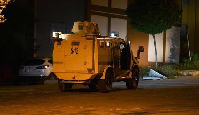 Vatandaşın evine giren iki terörist öldürüldü