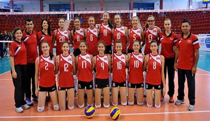Voleybol: Genç Kızlar Balkan Şampiyonası