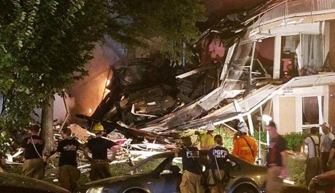 Washington'da patlama: 2 ölü