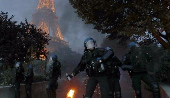 Yatırımcılar için Fransa Afganistan'dan daha tehlikeli