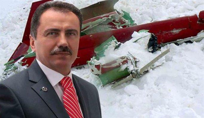 Yazıcıoğlu kazasında 'FETÖ izleri'