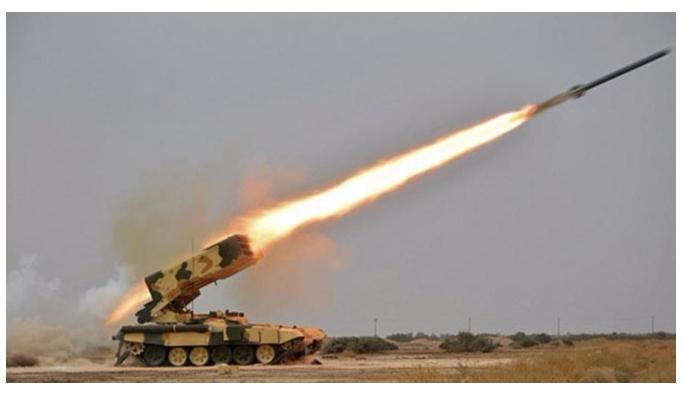 Yemen'den Arabistana roket fırlatıldı