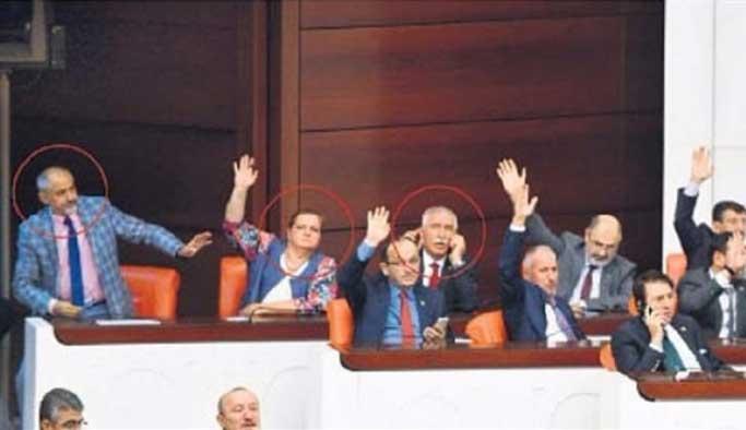 Yenikapı ruhu Türkiye Büyük Millet Meclisi'nde