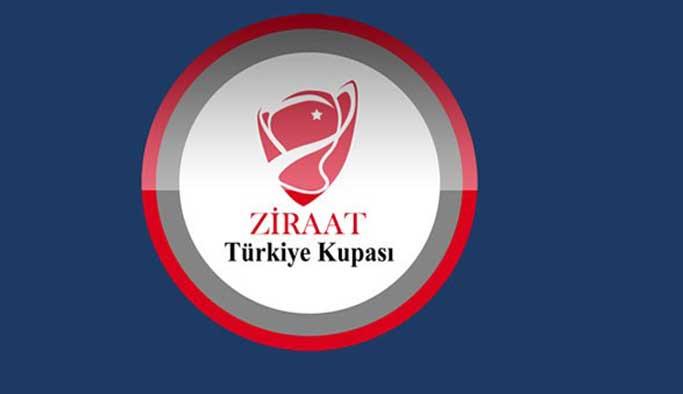 Ziraat Türkiye Kupası'nda 14 takım belli oldu
