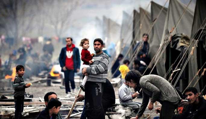 65 milyon insan evinden olmuş durumda