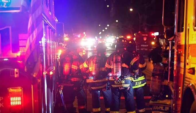 ABD'de patlama: 29 kişi yaralandı