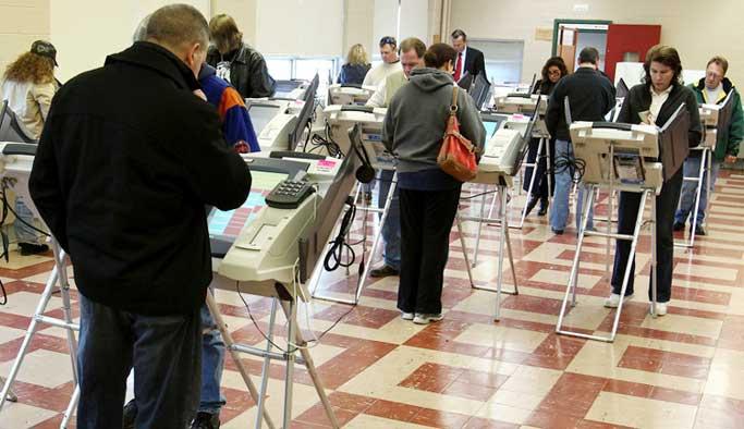 ABD'de seçimlere siber saldırı iddiası