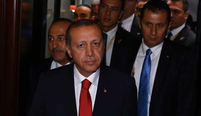 ABD'deki Türkler'den Erdoğan'a sıcak karşılama