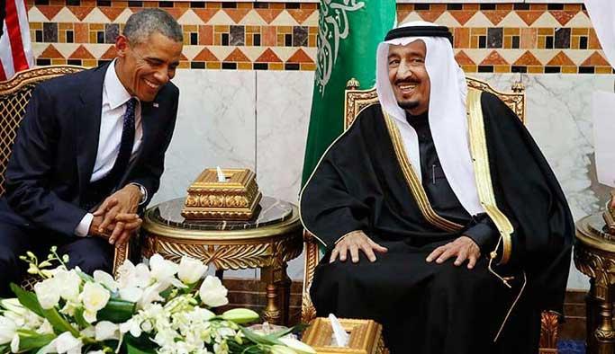 ABD'den Suudi Arabistan'a ağır darbe