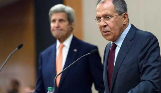 ABD ve Rusya Suriye konusunda anlaşamadı