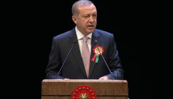 Erdoğan: Ben dahil, 15 Temmuz öncesi gibi olamayız