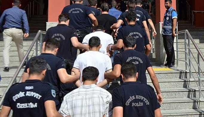 Afyonkarahisar'da 20 kişiye tutuklama
