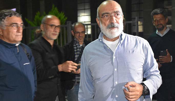 Ahmet Altan'ın kendi ifadeleri delil oldu