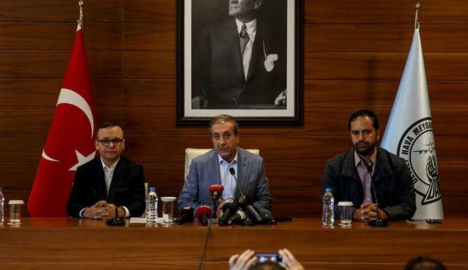 AK Parti heyetinin üç günlük ABD ziyareti sona erdi