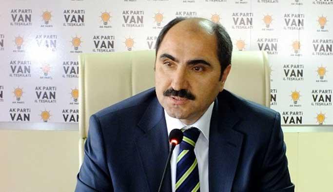AK Parti Van İl Başkanı:'Halkı cezalandırmak istediler'