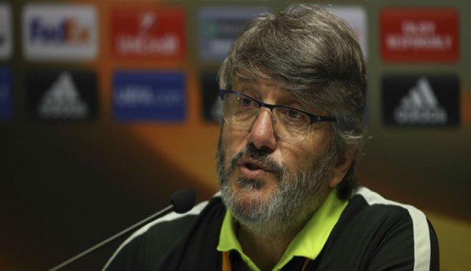 Akçay, UEFA'ya konuştu