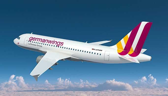 Almanya'ya ait bir uçak kayboldu