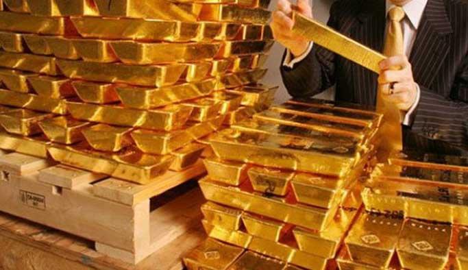 Altın ithalatında tarihi çöküş