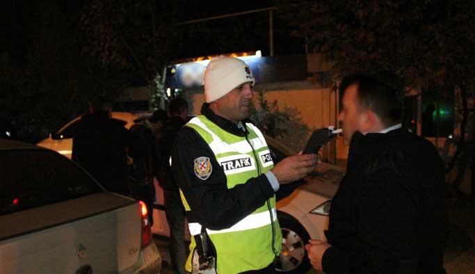 Ankara'da 8 bin polisle huzur operasyonu