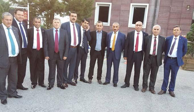 Ankara'da köy korucuları zirvesi