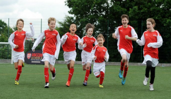 Arsenal Futbol Okulu, Toraman ve Vural'la buluşacak