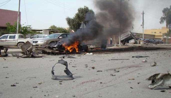 Bağdat'ta patlama: 3 kişi öldü, 12 kişi yaralandı