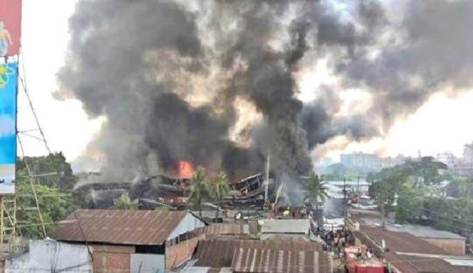 Bangladeş'teki patlamada ölü sayısı 31'e yükseldi
