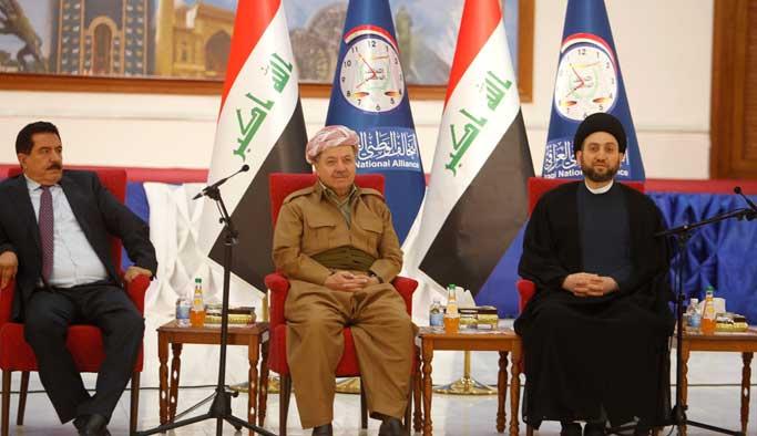 Barzani, Bağdat'tan yeni umutlarla döndü