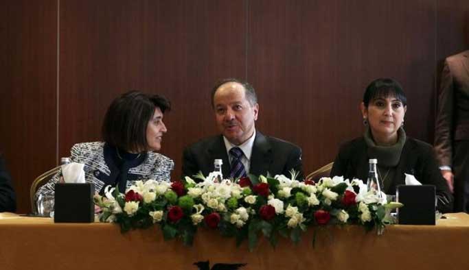 Barzani'den HDP'ye 'tarihi ayar'