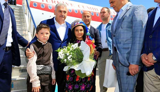 Yıldırım Diyarbakır'da konuştu: Çözüm mözüm yok