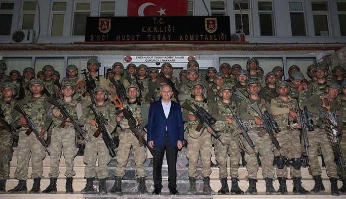 Başbakan Yıldırım teröre karşı yeni stratejiyi açıkladı