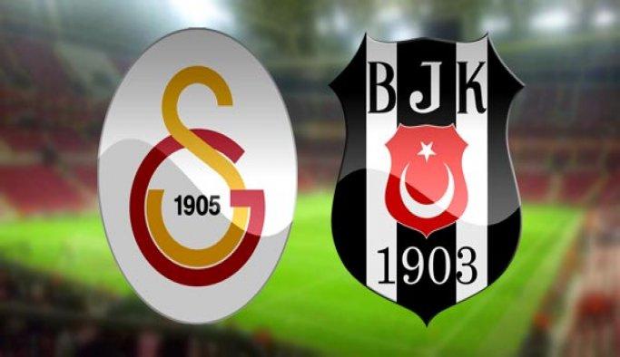 Beşiktaş-Galatasaray maç bileti fiyatları açıklandı
