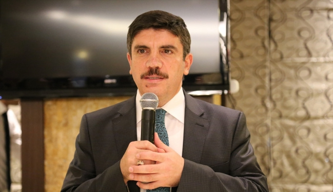 Bilim, Sanayi ve Teknoloji Bakanı Özlü, Siirt'te: