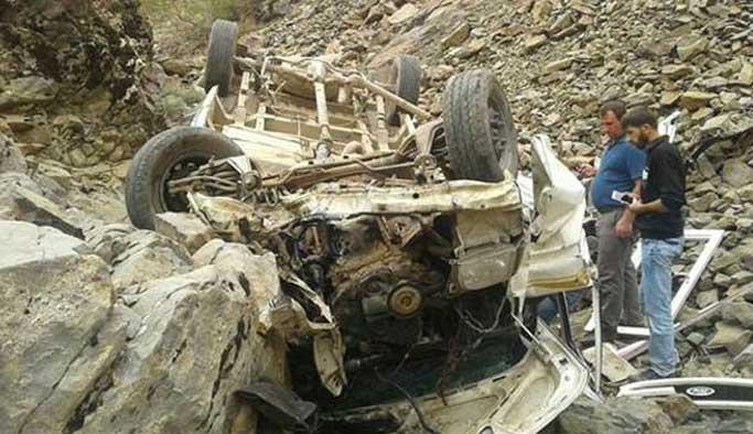Bingöl'de kaza: Aynı aileden 4 kişi öldü