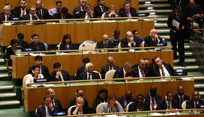 BM Genel Kurulu Obama'nın konuşmasıyla başladı