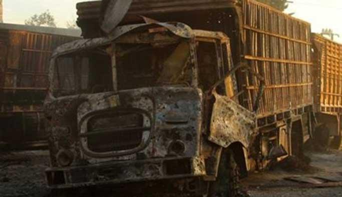 BM, yardım konvoyuna saldırıyı soruşturacak