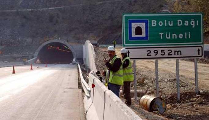 Bolu Dağı Tüneli, Bayram'a hazır
