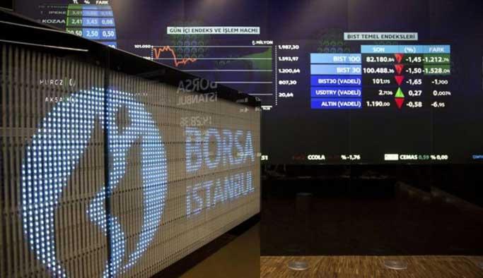 Borsa İstanbul, haftaya yüzde 4,4 düşüşle başladı
